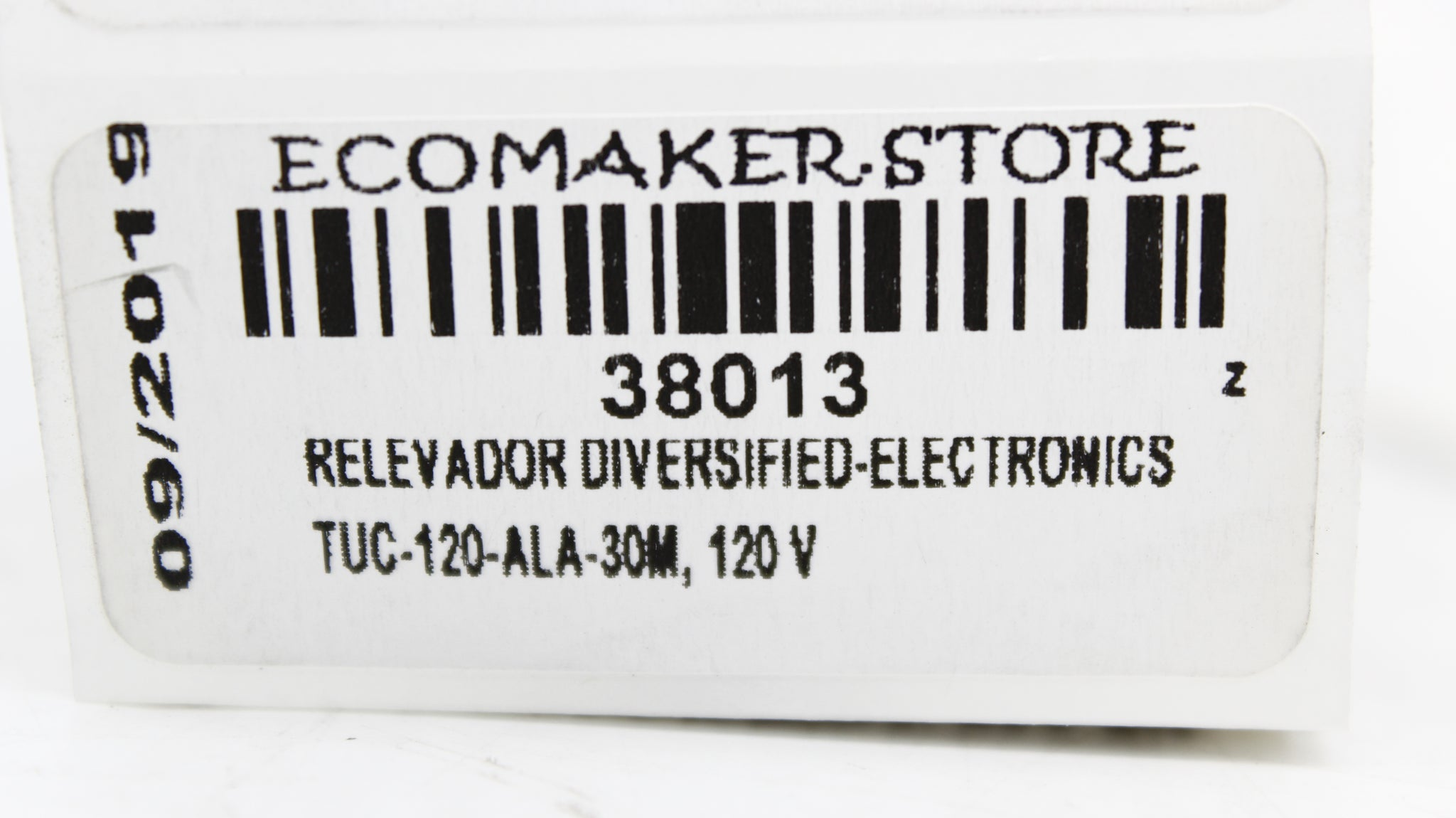 RELEVADOR DIVERSIFIED-ELECTRONICS TUC-120-ALA-30M