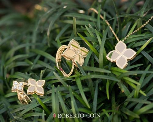 RING PRINCESS FLOWER IN GOLD