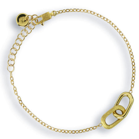 BRACELET GOA IN GOLD AND DIAMONDS