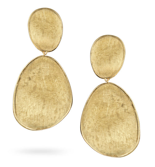 EARRINGS LUNARIA IN GOLD