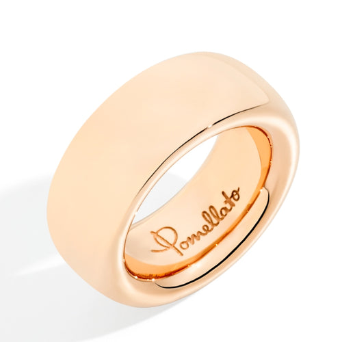 RING ICONICA LARGE IN GOLD