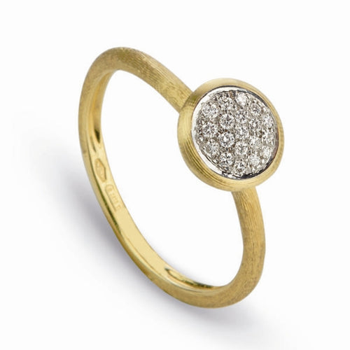 RING JAIPUR IN GOLD AND DIAMONDS