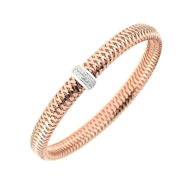 BRACELET PRIMAVERA IN GOLD WITH DIAMONDS