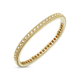 BRACELET ROMAN BAROCCO IN GOLD WITH DIAMONDS