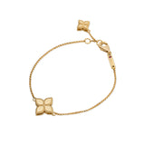 BRACELET PRINCESS FLOWER IN GOLD