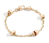 BRACELET ICONICA IN GOLD
