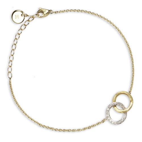 BRACELET DELICATI IN GOLD AND DIAMONDS