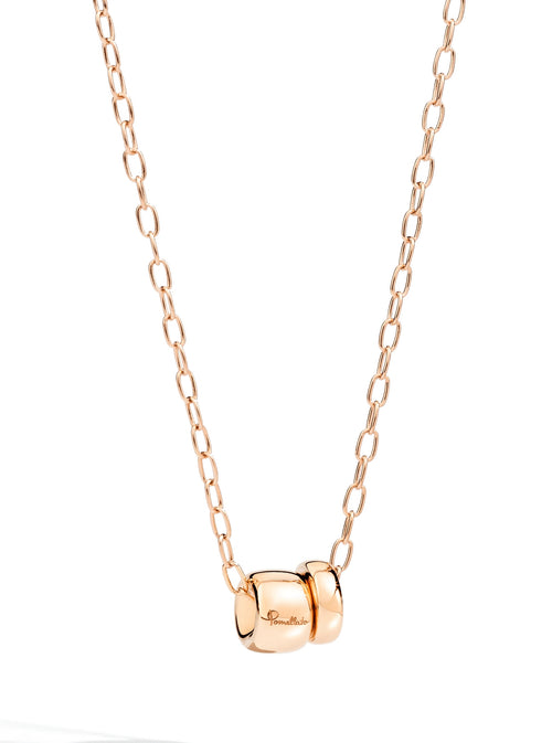 NECKLACE ICONICA IN GOLD