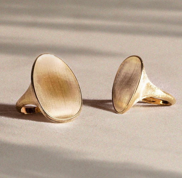 RING LUNARIA IN GOLD