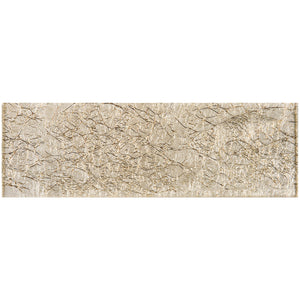 TCSBG-18 4x12 Gold Glass Subway Tile