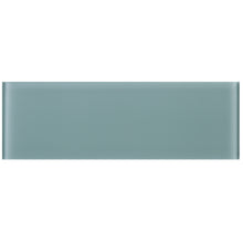 TCSBG-05 4x12 Light Grey Glass Subway Tile