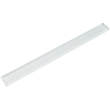 "THCG-05 White Glass pencil liner trim wall tile 1""x12"", 1/2""x12"""
