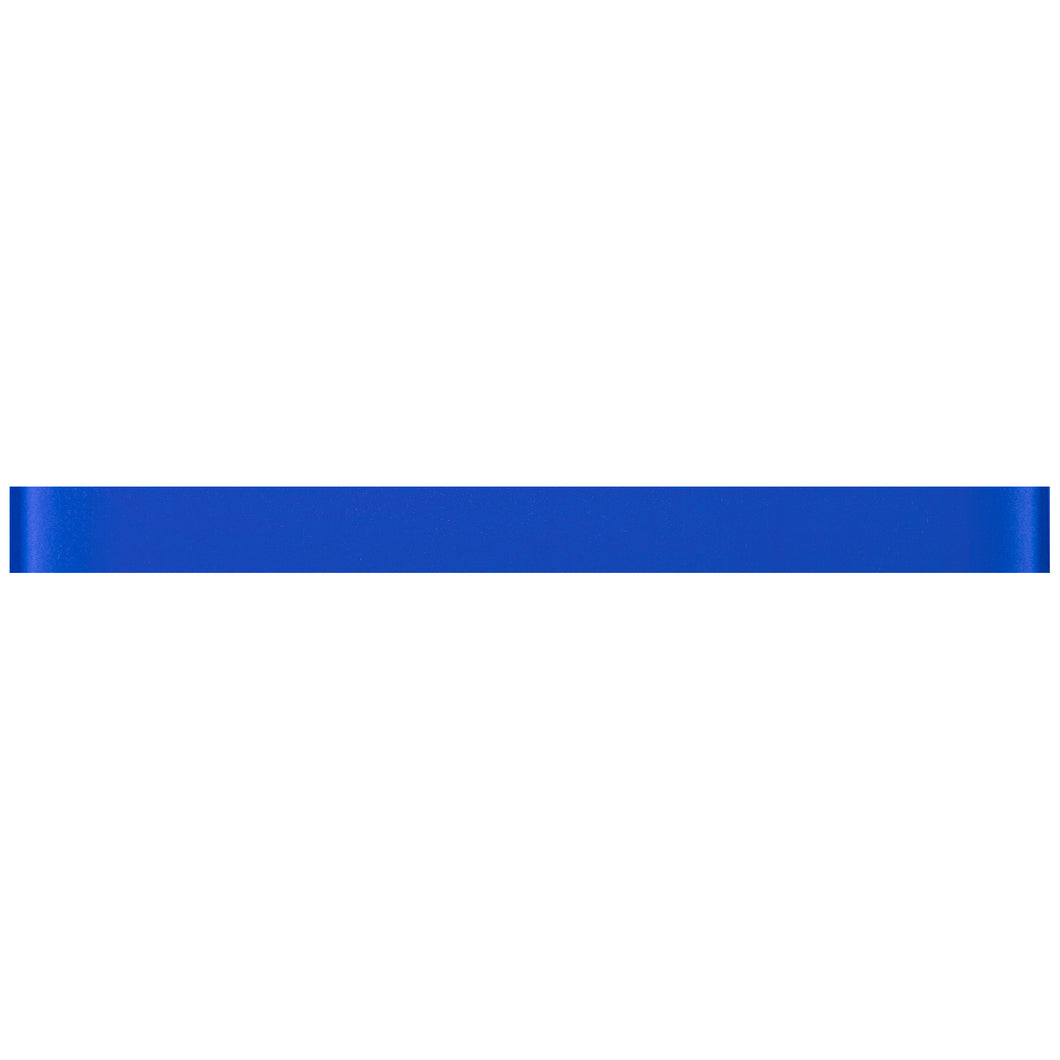 TCLING-12 Electric Blue Glass Pencil Liner Trim Wall Tile Border 1