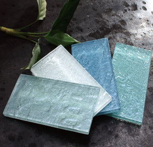 3x6 glass subway tile mosaic backsplash - tile generation