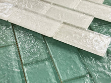 2x4 Glass subway tile mosaic sheet - tile generation
