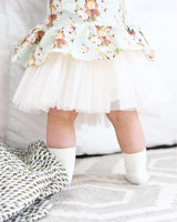Tutu Shorties in off white