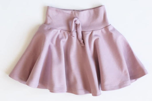 HDG Sunday Purple Mini Skirt