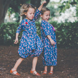 $30 off!!! On Sale  Two Looks One Dress Floral