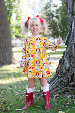 Barnyard Swing dress