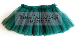 Limited Edition forest Tutu shorts