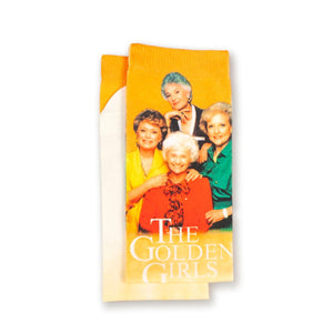 The Golden Girls Tube Socks