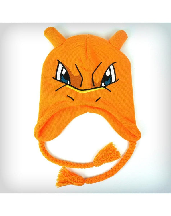 Pokemon Charizard Big Face Laplander Beanie Hat