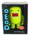 "Domo Black Light Yellow 4"" Vinyl Figure"