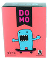 "Domo Black Light Red 4"" Vinyl Figure"