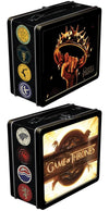 Game Of Thrones Tin Logo Lunch Box