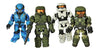 Halo Minimates Series 1 Box Set Of 4