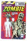 "Create Your Own Zombie Customizing Blank 4"" Action Figure"