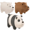 "We Bare Bears 3"" Mini Plush, Set of 3"