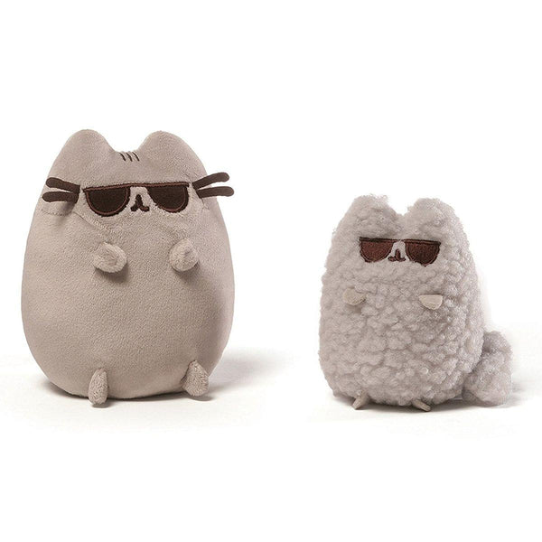 "Pusheen and Stormy Sunglasses Collector Set 8.5"" Plush"