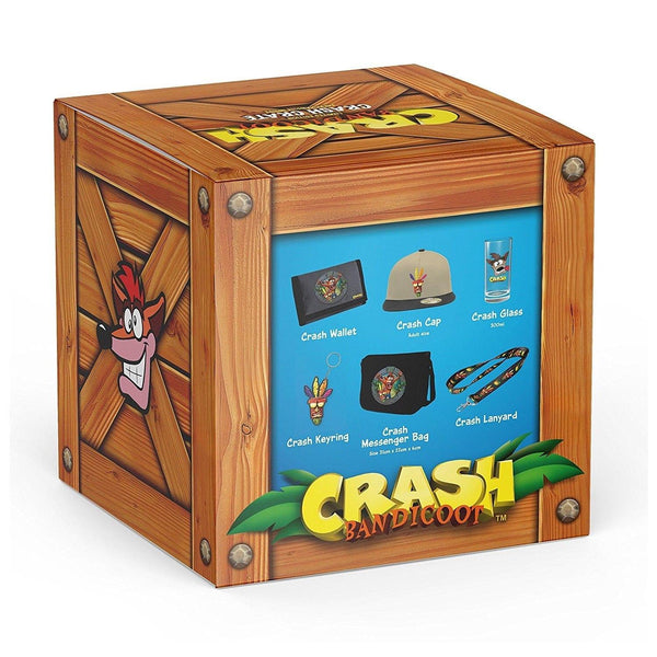 Crash Bandicoot Big Box: Crash Crate