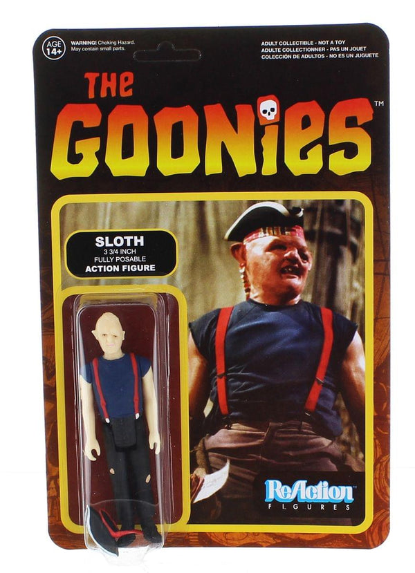 The Goonies Funko Sloth ReAction Figure