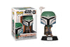 Star Wars The Mandalorian Funko POP Vinyl Figure | Covert Mandalorian