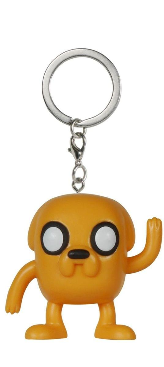 Adventure Time Funko POP Keychain Jake