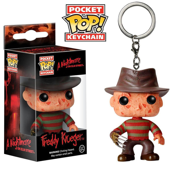 Nightmare on Elm Street Funko POP Keychain Freddy Krueger