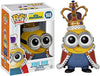 Minions Funko POP Vinyl Figure Minion King