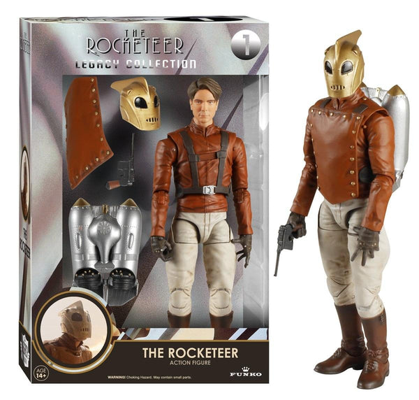 Funko The Rocketeer The Rocketeer Legacy Collection Action Figure