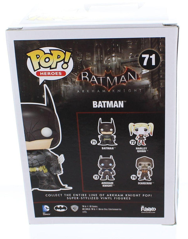 Batman Arkaham Knight Funko POP Vinyl Figure Batman