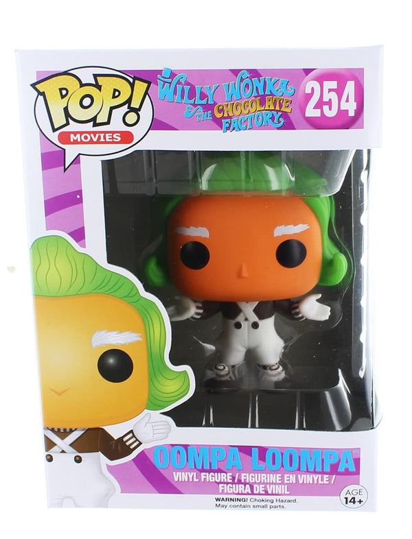 Willy Wonka And The Chocolate Factory Funko POP Vinyl Figure Oompa Loompa