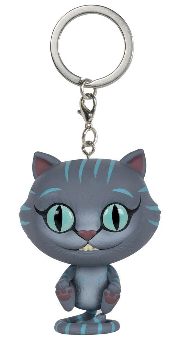 Alice: Through The Looking Glass Pocket POP Keychain: Chessur
