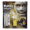 Rotted Mummy Horror Character Costume Makeup Kit