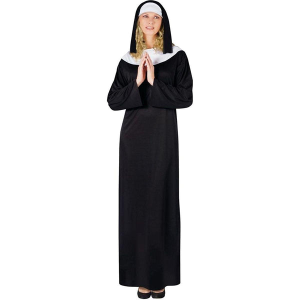 Nun Costume Adult Standard