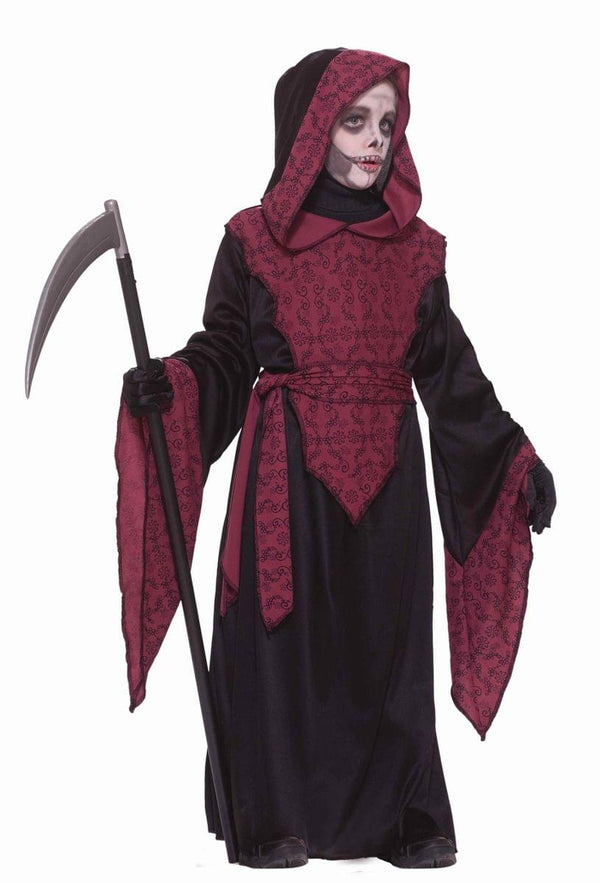 Horror Robe Child Costume Small