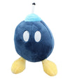 "Super Mario Bros. Nintendo Villains 7"" Plush: Bob-omb"