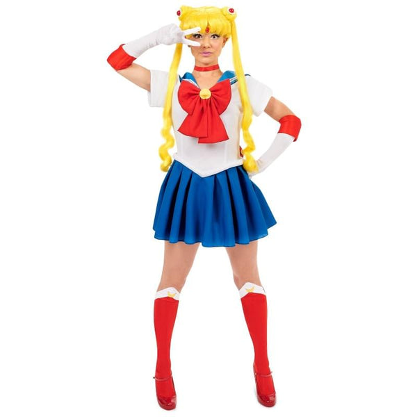 Sailor Moon Sexy Adult Costume Small