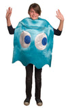 "Pac-Man ""Inky"" Deluxe Shiny Costume Child Standard"