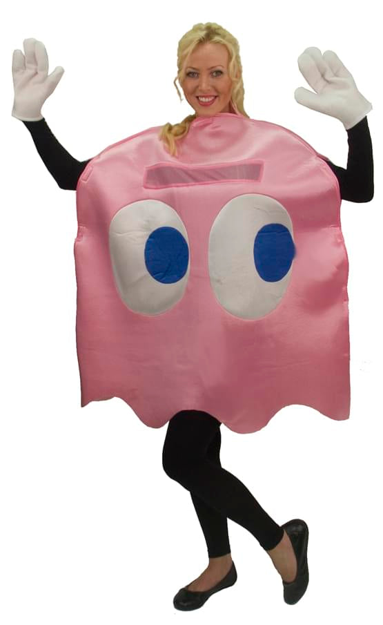 "Pac-Man ""Pinky"" Deluxe Costume Adult Standard"